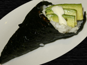 Temaki avocado